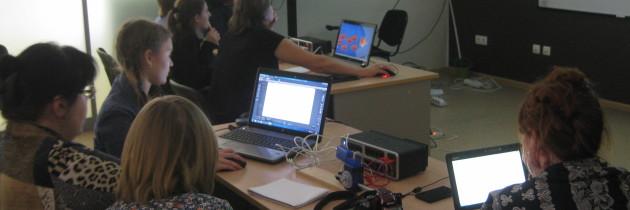 PASCO, Живая физика – как прошёл семинар тренеров в декабре
