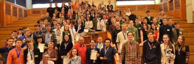 Девятый Сибирский открытый турнир юных физиков